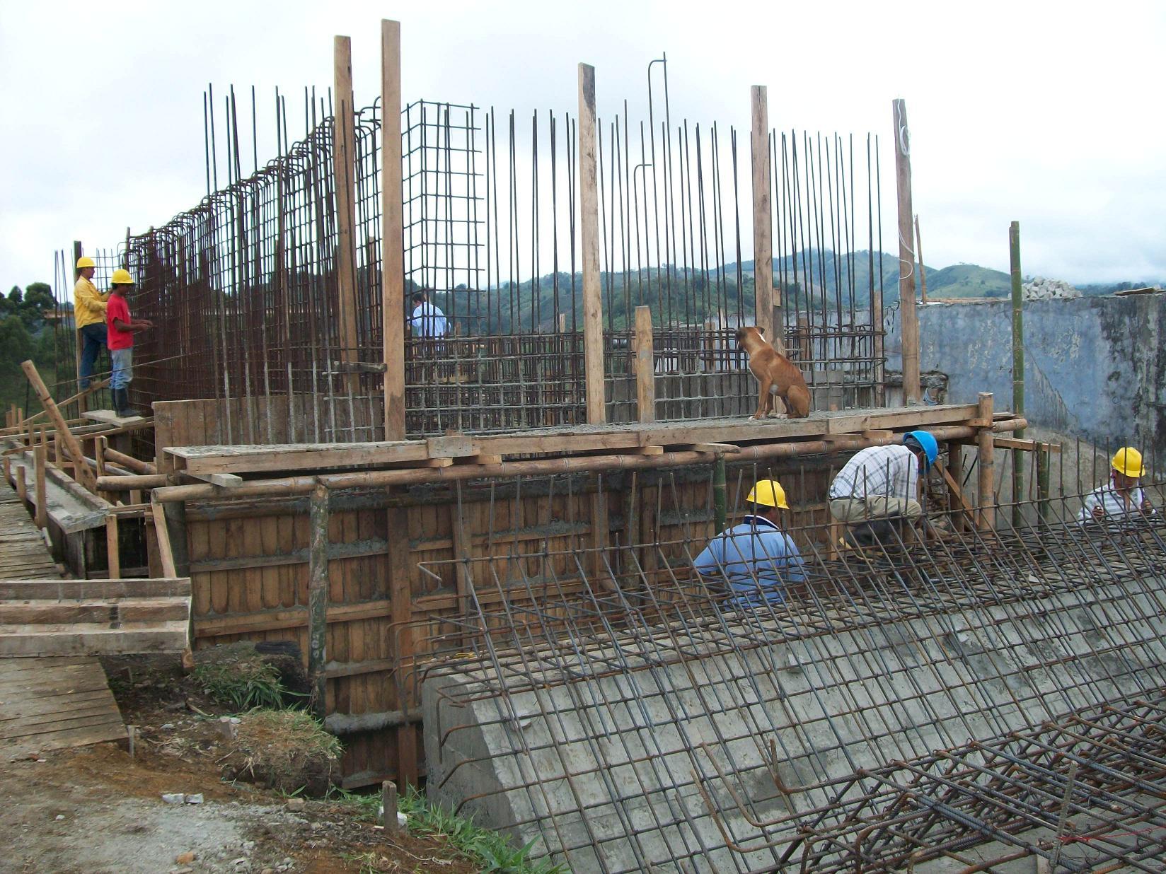 obras en construccion revista nueva miner a energ a