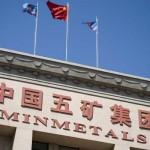 Minmetals oferta por mina Las Bambas