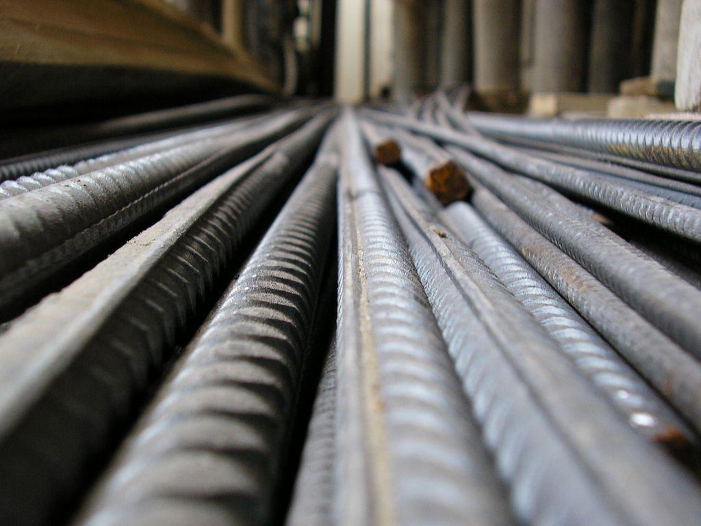 Producción de acero sube 1% en 2013