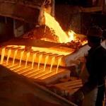 Valor bursátil de mineras de cobre cae hasta 16% en marzo