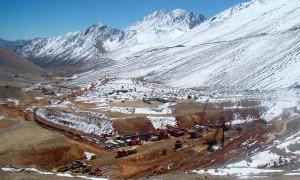 Barrick Gold inicia venta de activos de proyecto Pascua Lama