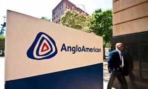 Anglo American planea recortar entre 5% y 20% de su personal