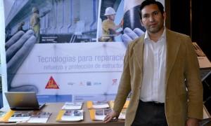 Sika Chile participa en III Congreso de proyectos industriales y mineros