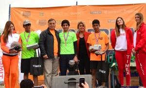 Masiva participación en carrera auspiciada por Metso en Concón