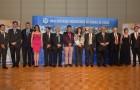 IIMCh reconoce la trayectoria profesional de sus socios en convención anual