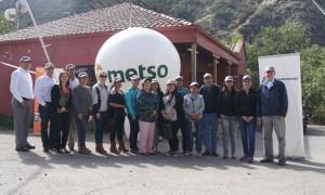 Metso realiza junto a Anglo American operativo de salud en comunidades vecinas a Los Bronces