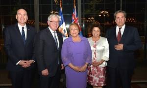 Australia será el primer país invitado en la historia de Exponor