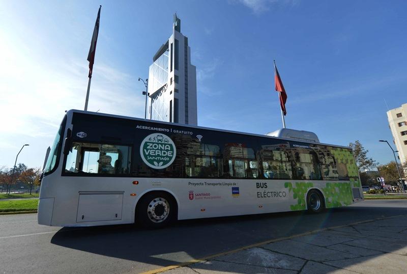 Bus eléctrico_Chilectra 2