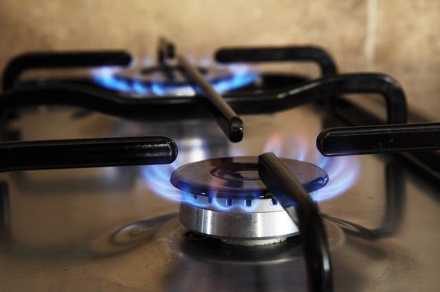 gas cocina