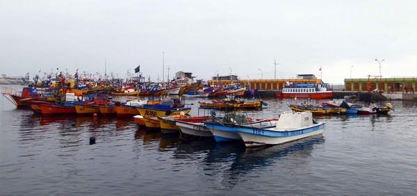 pescadores caldera